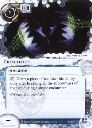 Android Netrunner Crescentus Image