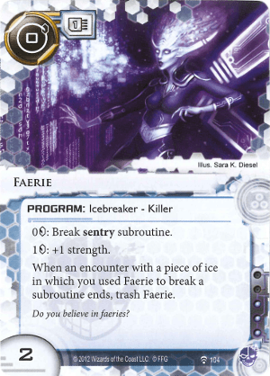 Android Netrunner Faerie Image