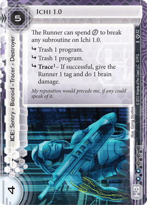 Android Netrunner Ichi 1.0 Image