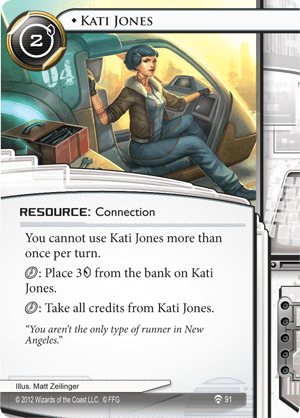 Android Netrunner Kati Jones Image