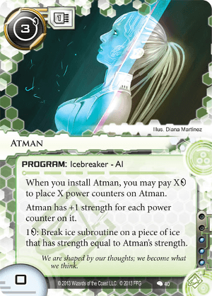 Android Netrunner Atman Image