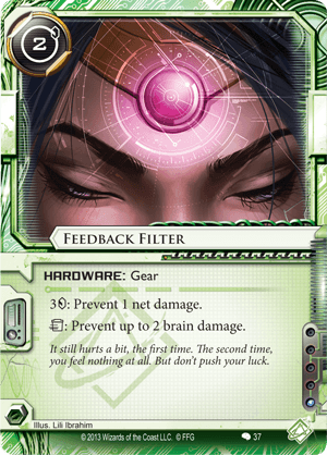 Android Netrunner Feedback Filter Image