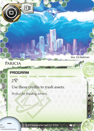 Android Netrunner Paricia Image