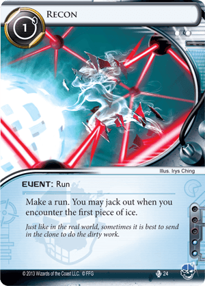 Android Netrunner Recon Image