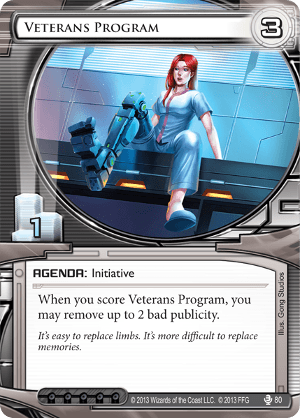 Android Netrunner Veterans Program Image