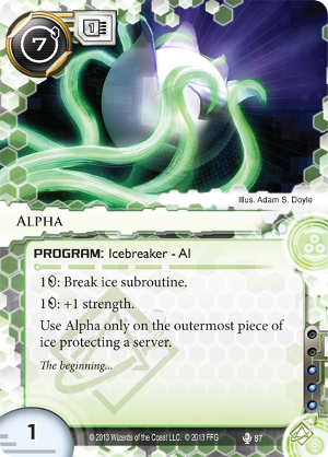 Android Netrunner Alpha Image