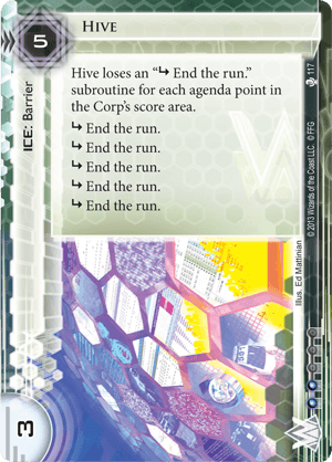 Android Netrunner Hive Image