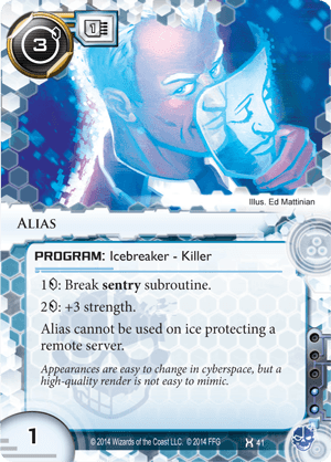 Android Netrunner Alias Image