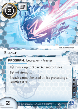 Android Netrunner Breach Image
