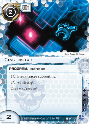 Android Netrunner Gingerbread Image