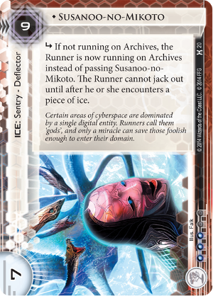 Android Netrunner Susanoo-No-Mikoto Image