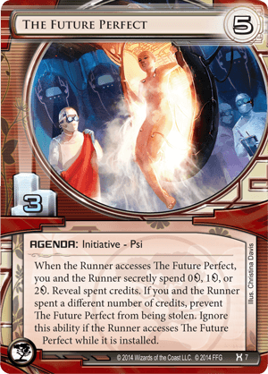 Android Netrunner The Future Perfect Image