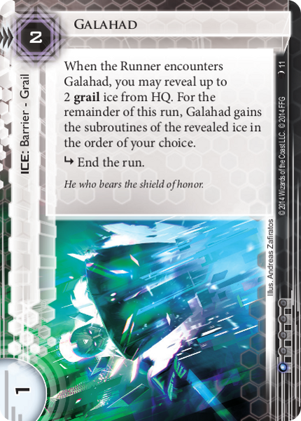 Android Netrunner Galahad Image