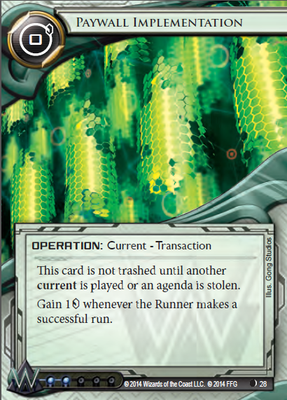 Android Netrunner Paywall Implementation Image