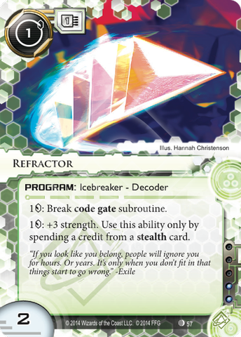 Android Netrunner Refractor Image