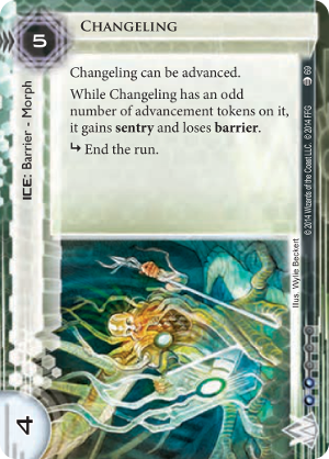Android Netrunner Changeling Image