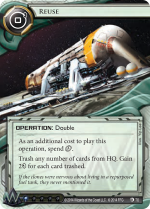Android Netrunner Reuse Image