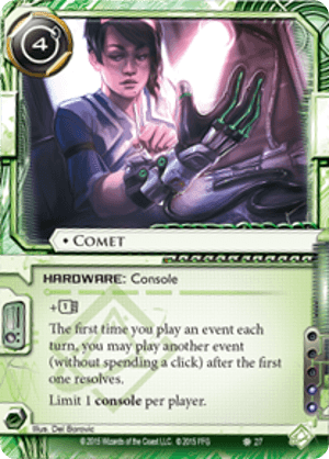 Android Netrunner Comet Image