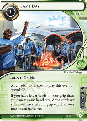 Android Netrunner Game Day Image