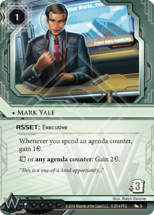 Android Netrunner Mark Yale Image