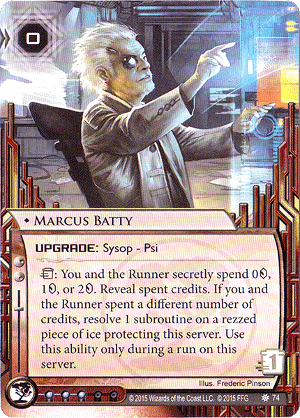 Android Netrunner Marcus Batty Image