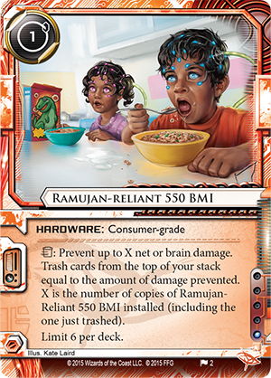 Android Netrunner Ramujan-Reliant 550 BMI Image