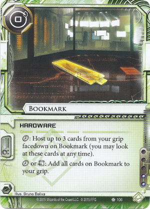 Android Netrunner Bookmark Image