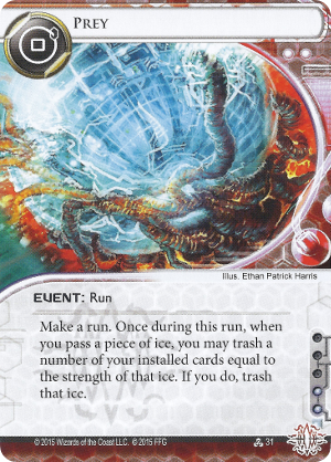 Android Netrunner Prey Image