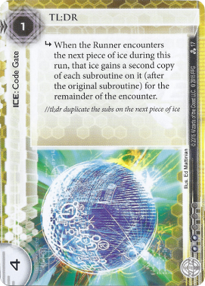 Android Netrunner TL;DR Image