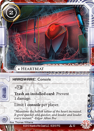 Android Netrunner Heartbeat Image