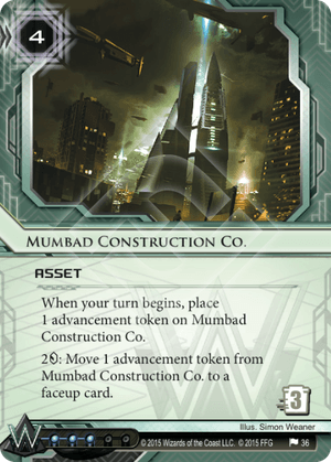 Android Netrunner Mumbad Construction Co. Image