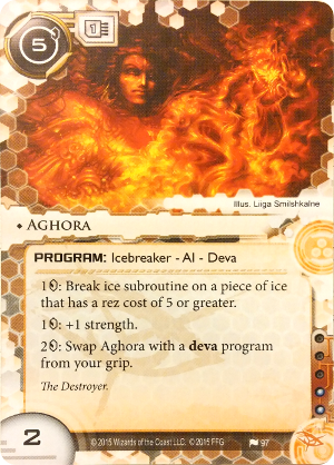 Android Netrunner Aghora Image