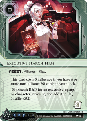 Android Netrunner Executive Search Firm Image