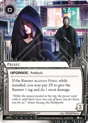 Android Netrunner Prisec Image