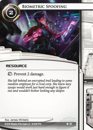 Android Netrunner Biometric Spoofing Image