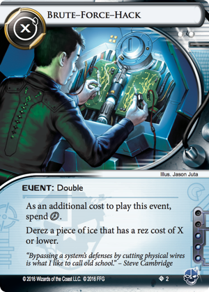 Android Netrunner Brute-Force-Hack Image
