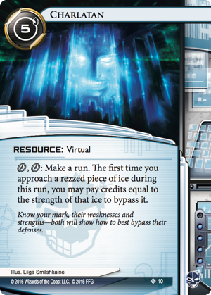 Android Netrunner Charlatan Image