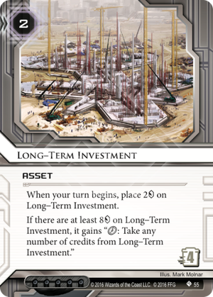 Android Netrunner Long-Term Investment Image