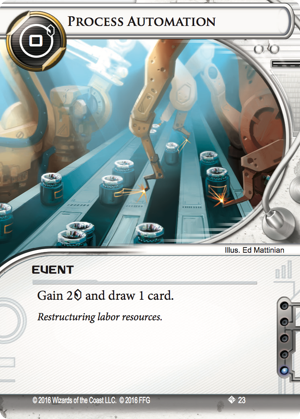 Android Netrunner Process Automation Image