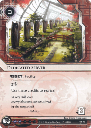 Android Netrunner Dedicated Server Image