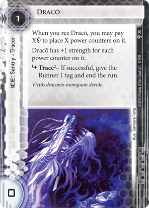 Android Netrunner Drac? Image
