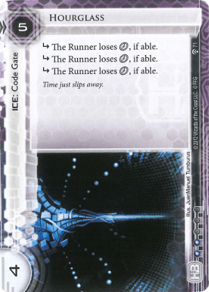 Android Netrunner Hourglass Image