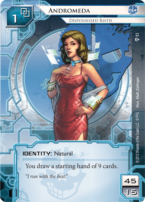 Android Netrunner Andromeda: Dispossessed Ristie Image