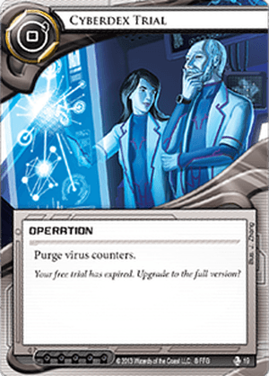 Android Netrunner Cyberdex Trial Image
