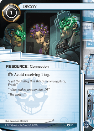 Android Netrunner Decoy Image