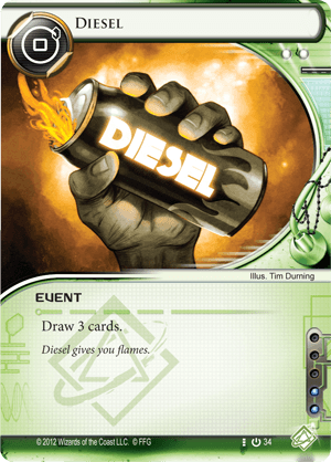 Android Netrunner Diesel Image