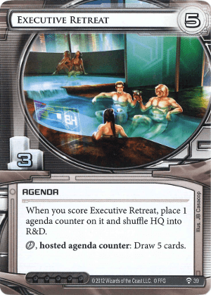 Android Netrunner Executive Retreat Image