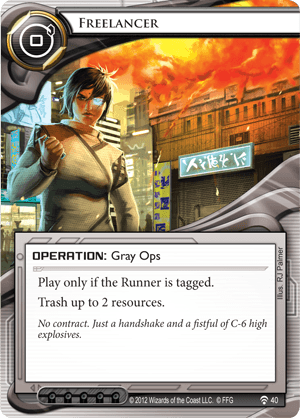Android Netrunner Freelancer Image