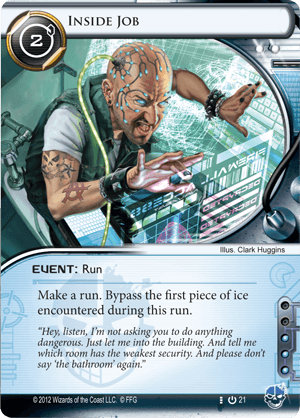 Android Netrunner Inside Job Image