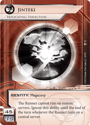 Android Netrunner Jinteki: Replicating Perfection Image